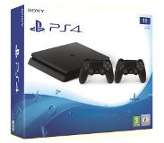 Sony PS4 Slim 1 TB Noir + Manette extra