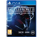 Electronic Arts Star Wars : Battlefront 2 Elite Trooper Édition Deluxe PS4
