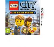 Games Nintendo - 3DS City Undercover: The Chase Begins Selects