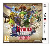Games Nintendo - 3DS Hyrule Warriors: Legends