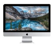 "Apple iMac 3.4GHz 27"" 5120 x 2880pixels Argent PC All-in-One"