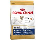 Royal Canin Breed French Bulldog Adult pour chien - 2 x 9 kg