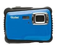 Rollei Sportsline 64 Appareil-photo compact 12MP CMOS 4000 x 3000pixels Bleu