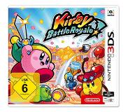 Games Nintendo 3DS Kirby Battle Royale