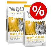 Wolf of Wilderness Sunny Glade, cerf pour chien - 12 kg