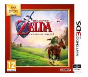 Games Nintendo - The Legend of Zelda : Ocarina of Time Select 3DS