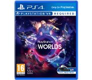 Sony VR Worlds FR/NL PS4