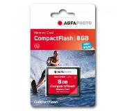 Agfaphoto Compact Flash 8GB High Speed 300x MLC