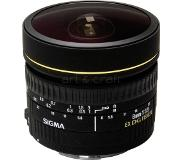 Sigma 8mm F 3.5 EX DG Cir. Fish Eye Canon