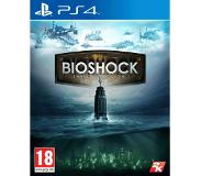 Take Two Bioshock The Collection PS4