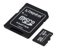 Kingston Industrial Temperature microSD UHS-I 8GB mémoire flash 8 Go Classe 10