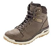 Lowa Chaussure Locarno Gore-Tex Mid pour homme - Gris - Tailles : 43.5, 44.5, 47