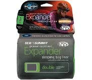 Sea to Summit Drap Expander Liner Double - Bleu
