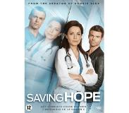 E1 Saving Hope: Saison 3 - DVD