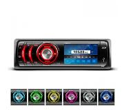 "OneConcept MDD-150-BT Autoradio Bluetooth 7,5 cm (3"") Lecteur Photo Video MP3 USB SD FM RDS AUX"