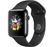 Apple Watch Series 2 montre intelligente Noir OLED GPS (satellite)