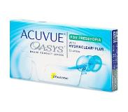 Johnson & Johnson Acuvue Oasys for Presbyopia 6 lenzen