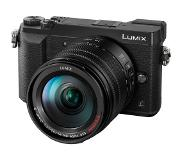 Panasonic Lumix DMC-GX80 Noir + 14-140 mm