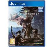 Capcom Monster Hunter World PS4