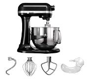 KitchenAid Artisan Mixer 5KSM7580XEOB Bowl-Lift Noir Onyx
