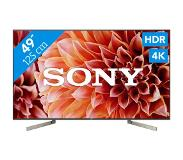 Sony TV SONY KD49XF9005BAEP 49 FULL LED Smart 4K
