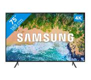 "Samsung Series 7 UE75NU7100 écran LED 190,5 cm (75"") 4K Ultra HD Smart TV Wifi Noir"