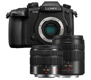 Panasonic Lumix DMC-GH5 + 14-42mm HD II + 45-150mm Mega OIS