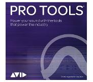 Avid Pro Tools abonnement Extension