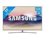 "Samsung QE55Q8FNAL 55"" 4K Ultra HD Smart TV Wifi Argent écran LED"