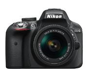 Nikon Appareil photo reflex D3300 + 18-105mm