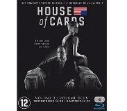 Dvd House of cards - Seizoen 2 (Blu-ray)