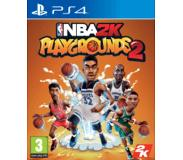 Take Two NBA 2K Playgrounds 2 FR/NL PS4