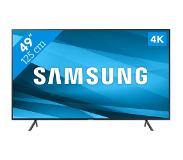 "Samsung Series 7 UE49NU7100 écran LED 124,5 cm (49"") 4K Ultra HD Smart TV Wifi Noir"