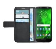 Azuri Cover Walletcase magnetic Moto G6 Noir