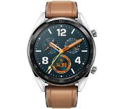 "Huawei WATCH GT-B19V Classic montre intelligente Noir, Acier inoxydable AMOLED 3,53 cm (1.39"") GPS (satellite)"
