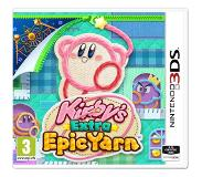 Nintendo Kirby's Extra Epic Yarn 3DS