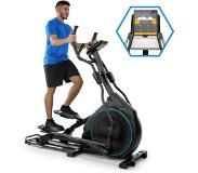 Capital Sports Helix Star DR Vélo elliptique cardio 12 programmes Bluetooth