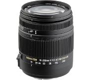 Sigma EF-S 18-250 mm f/3.5-6.3 DC Macro OS HSM Canon