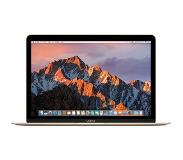 "Apple MacBook 12"" (2017) MNYL2FN/A Or AZERTY"
