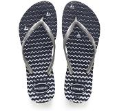 Havaianas - Slim Oceano Navy Blue - Femme - Taille : 33/34