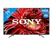 Sony TV SONY KD75XG8596BAEP 75 EDGE LED Smart 4K