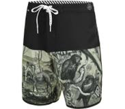 Picture Organic Clothing - Andy 17 Boardshort Black - Homme - Taille : 30 US