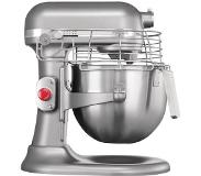 KitchenAid Batteur professionnel Kitchenaid gris métal