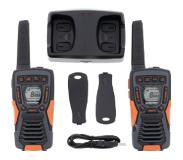 Cobra AM-1035PMR 8canaux 446.00625 - 446.09375MHz Noir, Orange radio bidirectionnelle