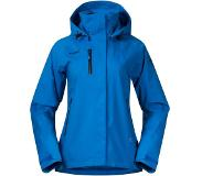 Bergans Manteau Bergans Women Flya Insulated Athens Blue Dark Navy-XS