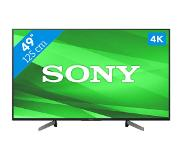 Sony TV LED Ultra HD/4K Android 123 cm SONY KD-49XG8096
