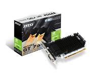 MSI N730K-2GD3H/LP GeForce GT 730 2 Go GDDR3