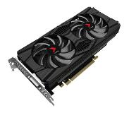 PNY VCG20606DFPPB-O carte graphique GeForce RTX 2060 6 Go GDDR6