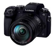 Panasonic Lumix DMC-G7 Noir + 14-140 mm