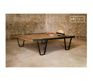 PIB Table basse industrielle Bay Teck